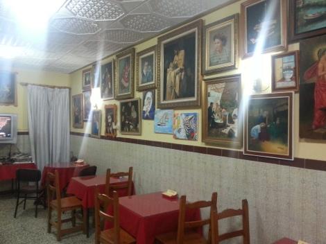 Interior Casa Manolo