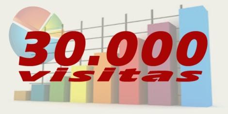 30000 visitas