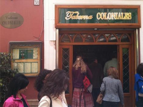 taberna Coloniales