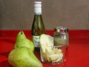 Viñaverde pera y eneldo