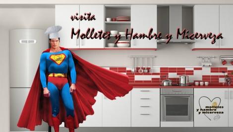 cocina superman