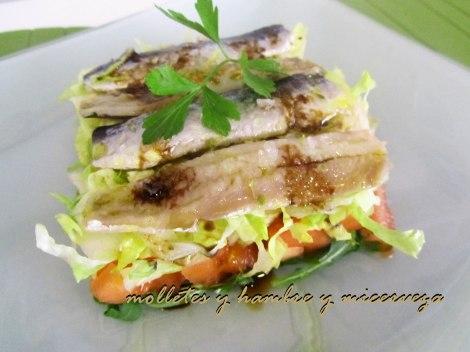 sardinas en ensalada