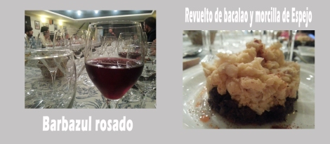 segundo vino plato
