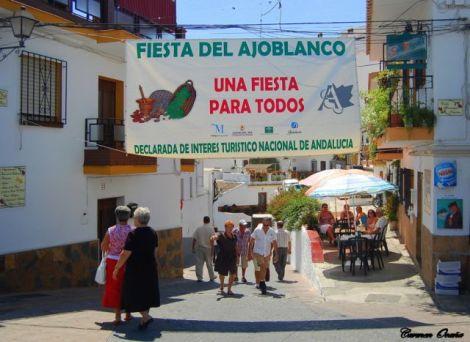 Fiesta del ajoblanco