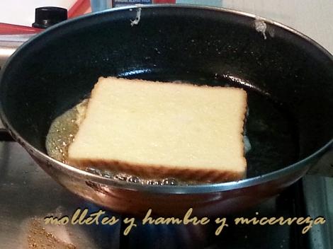 rebanada pan