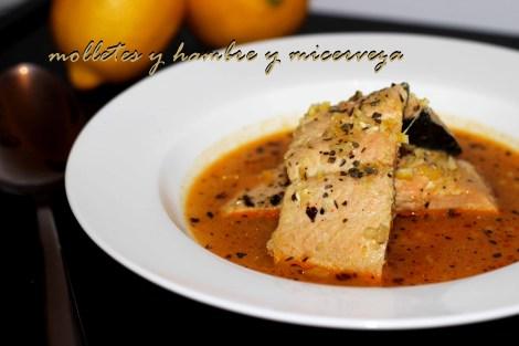 salmón sopa verdura 1