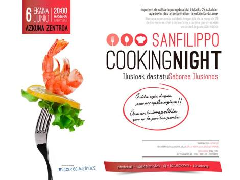San Filippo Cooking Night