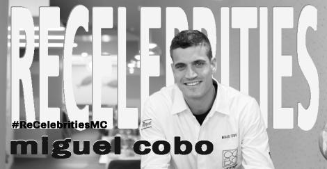 Recelebrities Miguel Cobo