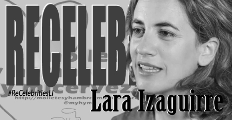 Recelebrities Lara Izaguirre
