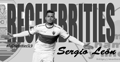 Recelebrities Sergio Leon