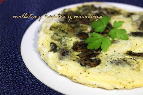 tortilla esponjosa 1