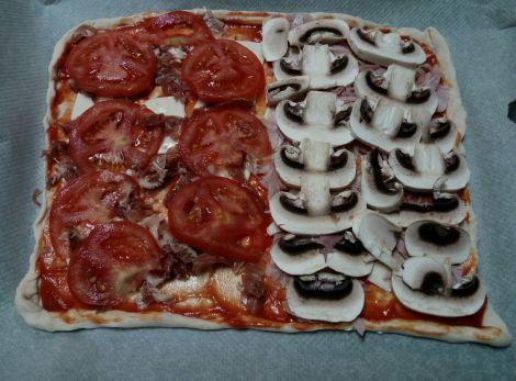 pizza Borja Perez