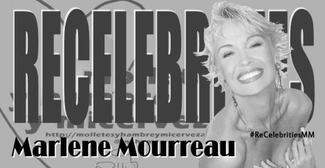 ReCelebrities: Marlene Mourreau