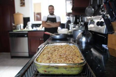 Manolo Estrada receta