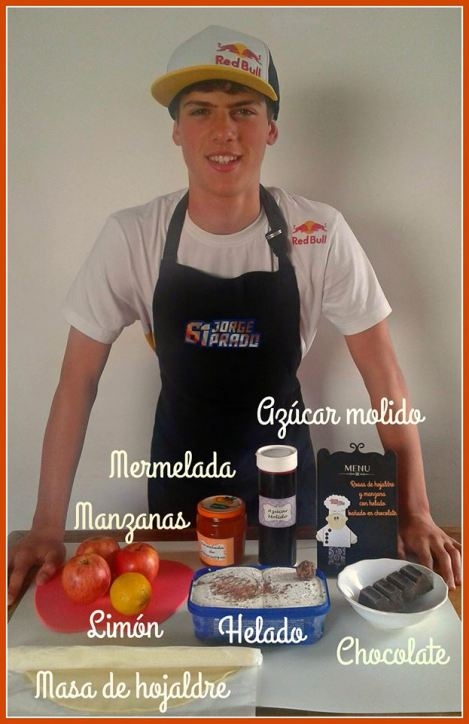 Jorge ingredientes