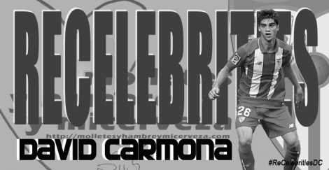 ReCelebrities David Carmona