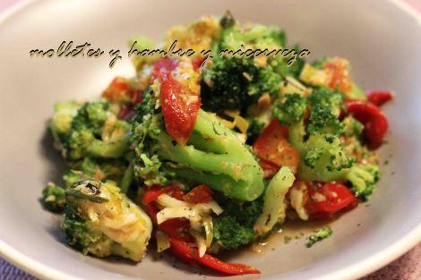 brócoli salteado 1
