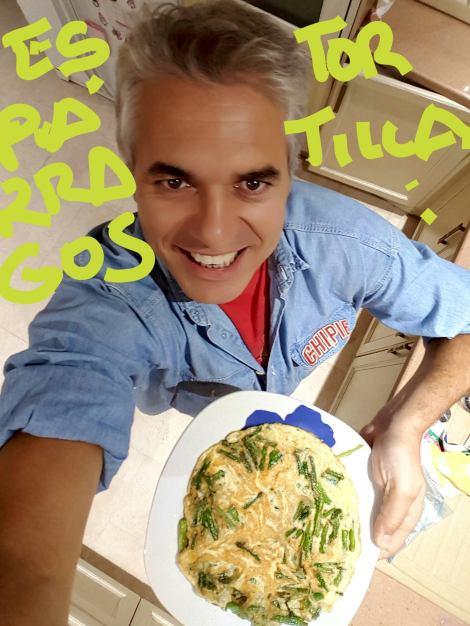 Tortilla de Agustín