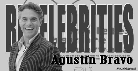 ReCelebrities Agustín Bravo
