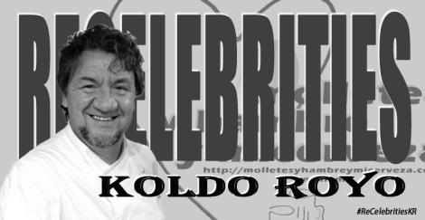 ReCelebrities Koldo Royo