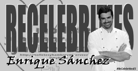 ReCelebrities Enrique Sánchez