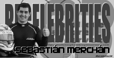 ReCelebrities Sebastián Merchán