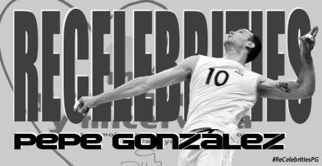 ReCelebrities Pepe González