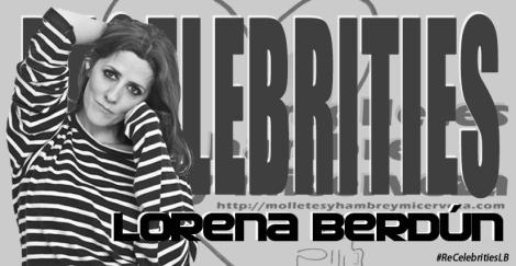 ReCelebrities Lorena Berdún